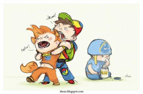 navigateurs enfants
