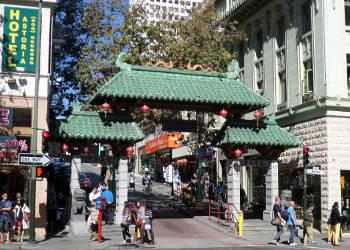 Entrée du Chinatown