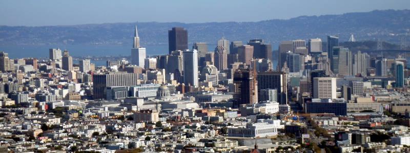 Panoramique de San Francisco