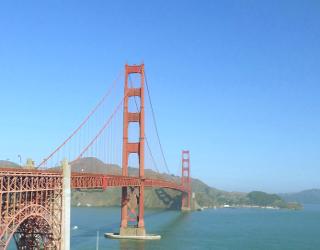 Golden Gate à San Francisco