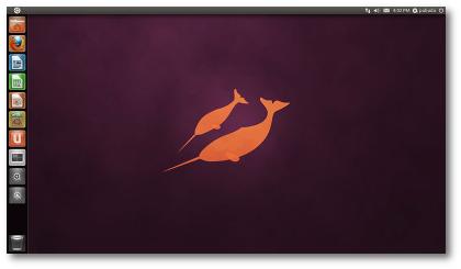 Logo ubuntu 11.04